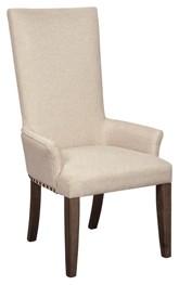 Wendota - Grayish Brown - Dining UPH Arm Chair (2/CN)  sc 1 st  Jaeger Furniture & Wendota - Grayish Brown - Dining UPH Arm Chair (2/CN) | D746-02A ...
