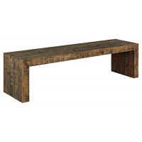 Sommerford - Brown - Large Dining Room Bench