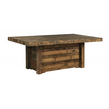Sommerford - Brown - Rectangular Dining Room Table