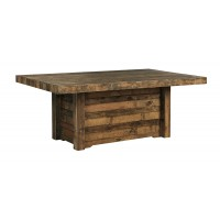 Sommerford - Brown - Rectangular Dining Room Table