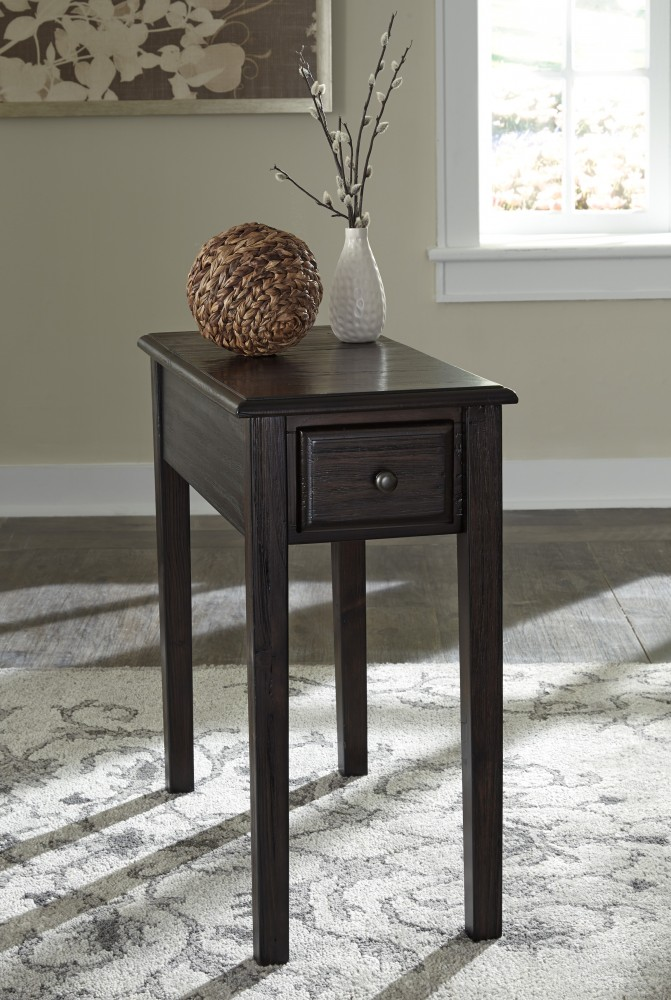 Attrayant Solid Wood   Multi   Chair Side End Table