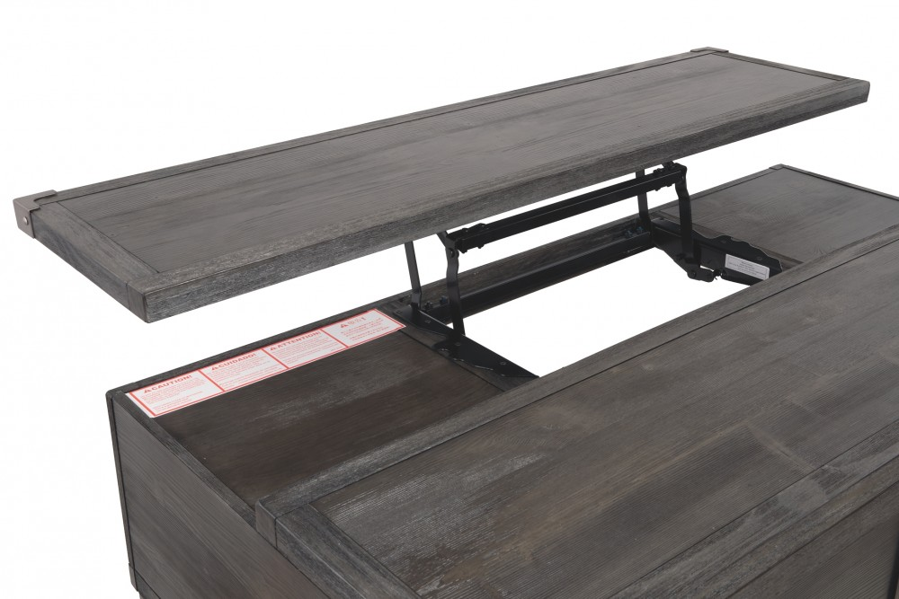 todoe dark gray lift top cocktail table t901 9 cocktail tables mike 39 s furniture. Black Bedroom Furniture Sets. Home Design Ideas