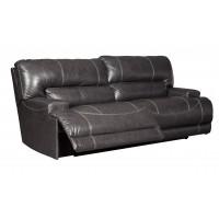 McCaskill - Gray - 2 Seat Reclining Sofa