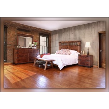 Parota Queen Bedroom Set