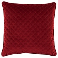 Piercetown - Red - Pillow