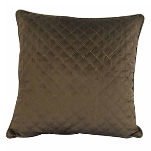 Piercetown - Brown - Pillow