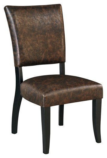Sommerford - Brown - Dining UPH Side Chair (2/CN)