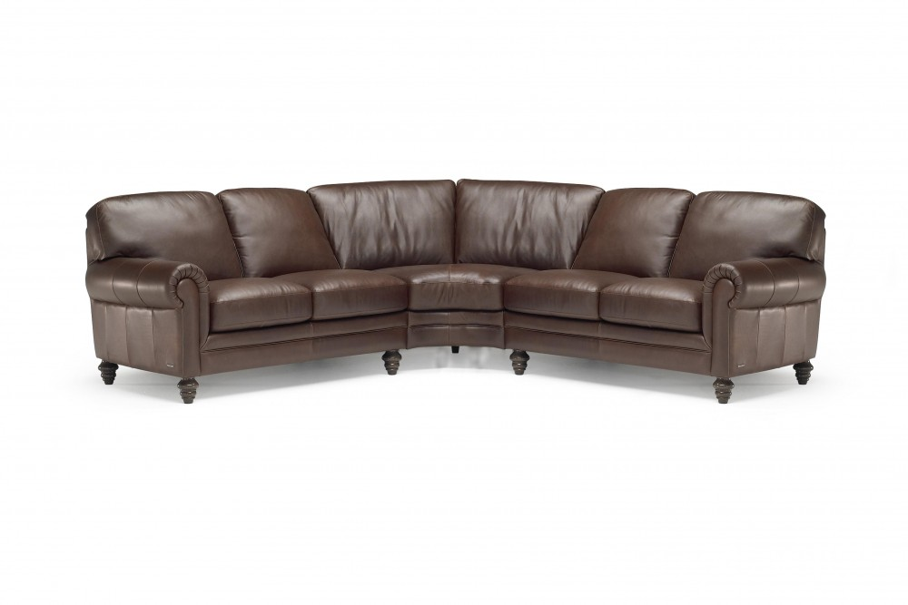 Natuzzi Editions A855 Sectional