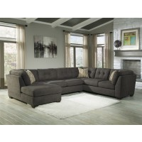 Delta City - Steel 3 Pc. LAF Chaise Sectional