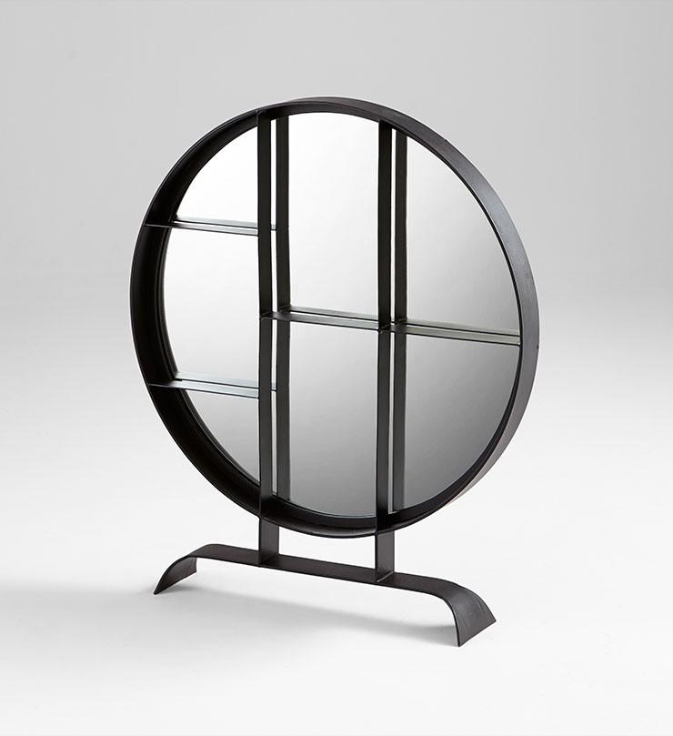 Nexus Mirror Matte Black