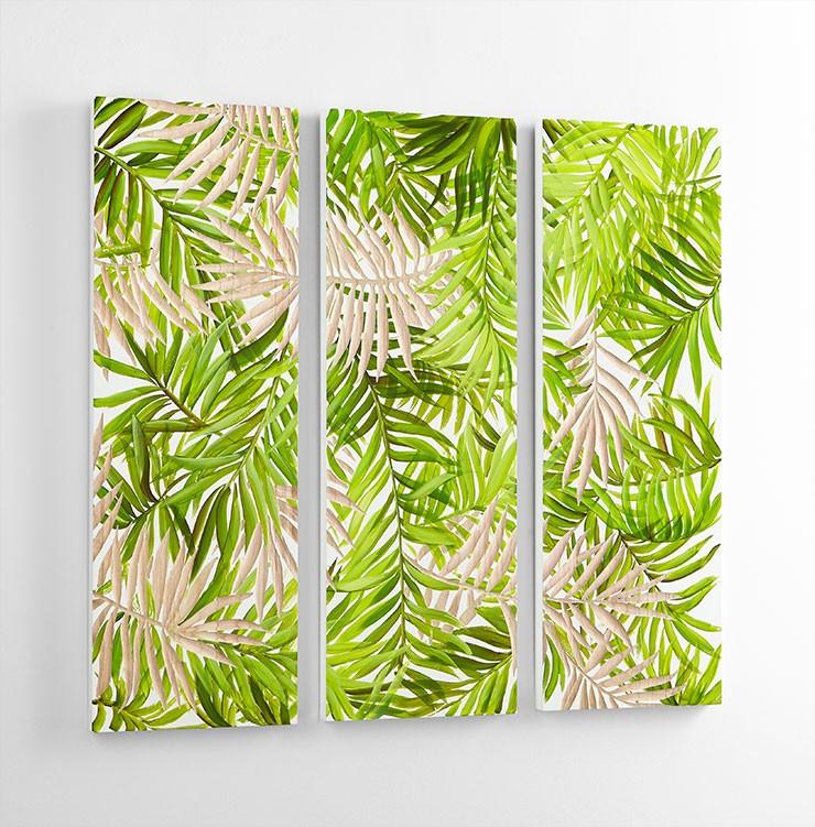Amazon Wall Art Wood Green | Wall Art | At-Hom