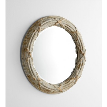Ring of Life Mirror Rustic