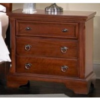 Alexander Julian's Home Colours Classic Cherry Night Stand