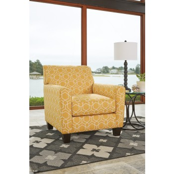 Ayanna Nuvella - Gray - Accent Chair
