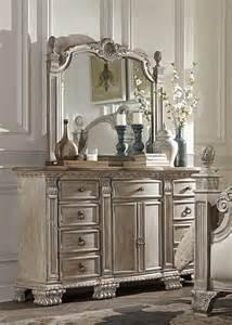 White Wash Dresser