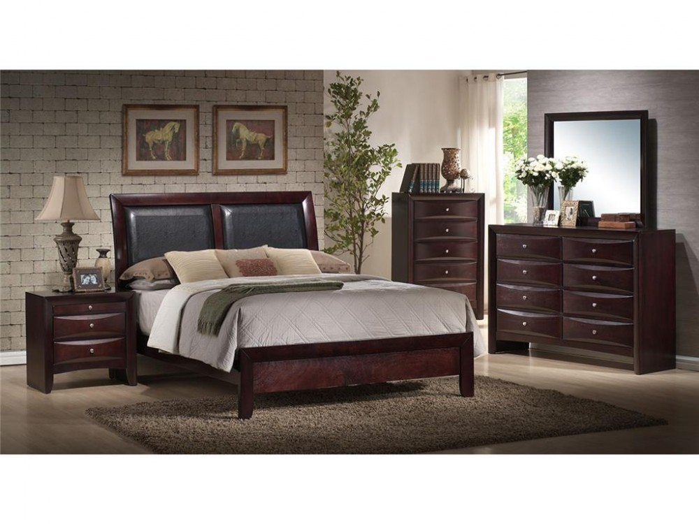 Abigail Queen Storage Bedroom Set