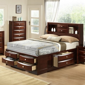 Abigail King Size Bed