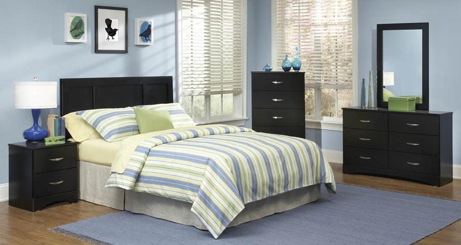 KITH FURNITURE 3 Drawer Mates Bed