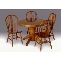 KITH FURNITURE Embossed Back Side Chair (2 per carton)*