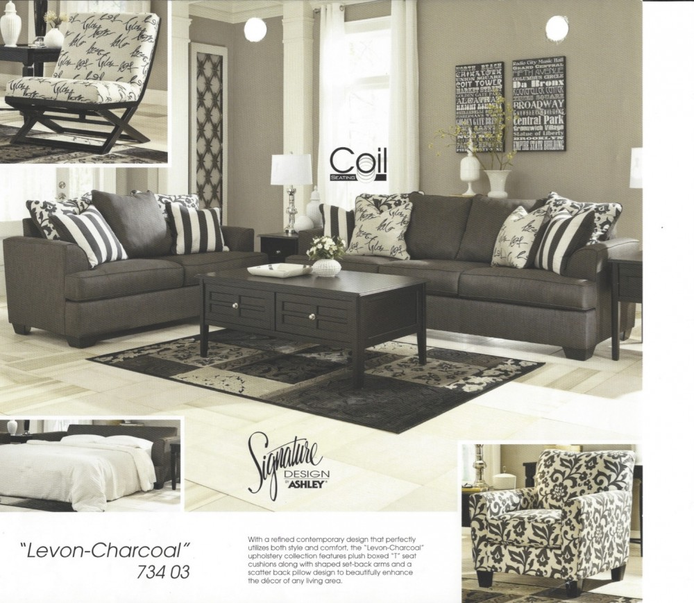 Pleasing Levon Charcoal Group Home Interior And Landscaping Ologienasavecom