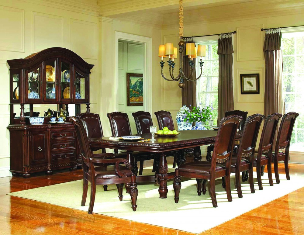 Antoinette 7pc Dining Room Group