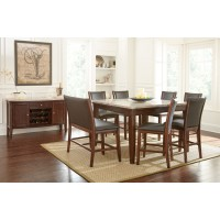 Eileen 5pc Counter Height Dining Group