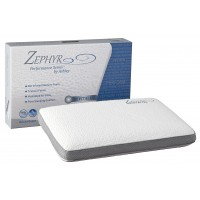 Zephyr Revitalize - White - Ventilated Bed Pillow
