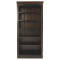 Townser - Grayish Brown - Bookcase