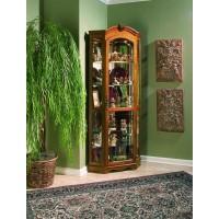 Oak Corner Curio