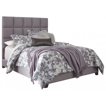 Dolante - Multi - King Upholstered Bed