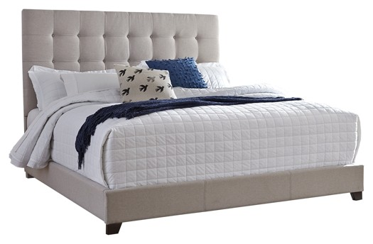 Dolante - Multi - King Upholstered Bed