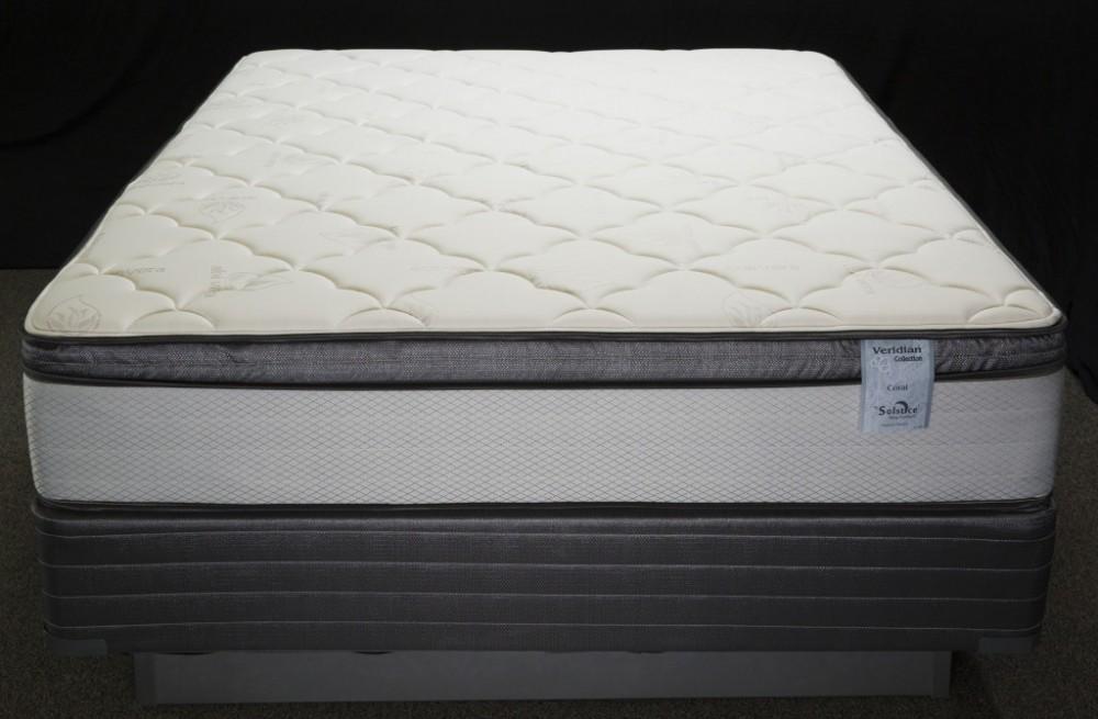 Coral Pillowtop Mattress Set