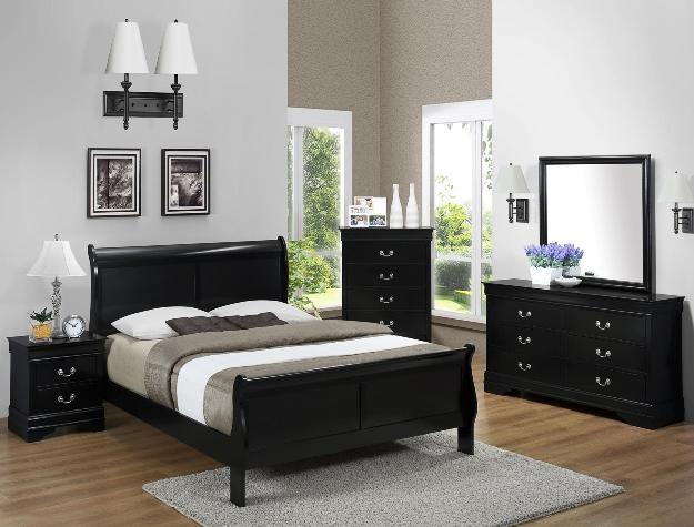 Crown Mark B3900 Queen Bedroom Suite