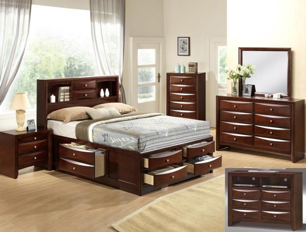 Crown Mark B4265 Queen Bedroom Suite B4265 Bedroom Groups