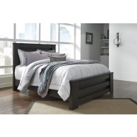 Brinxton - Black - Queen Poster Bed