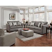 1380 Technique Charcoal Sofa