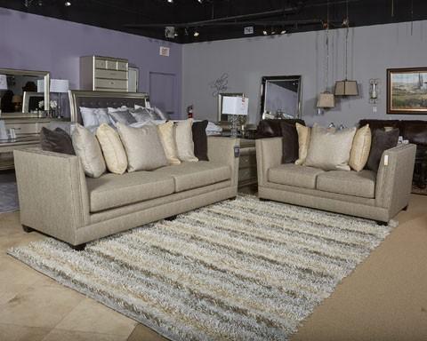 Vilonia - Linen - Sofa