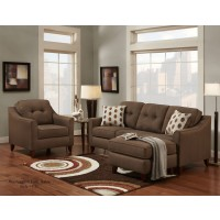 4740 Stoked Chocolate Sectional