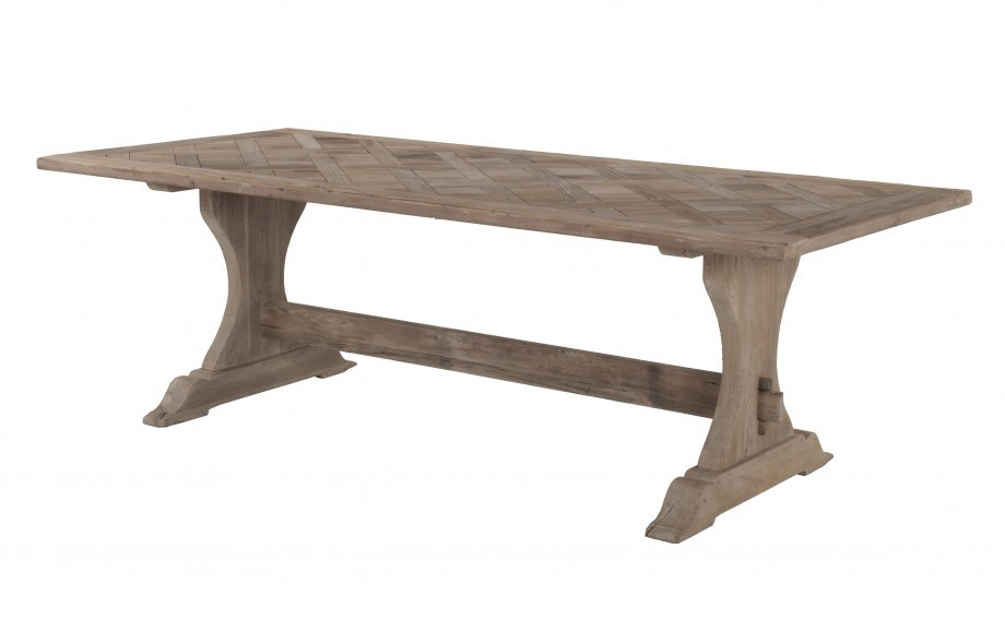 Toulon Trestle Dining Room Table