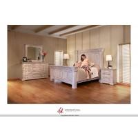 IFD 1020 Bedroom Suite White