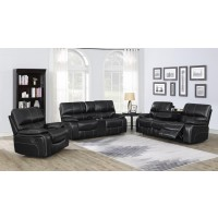 3PC (SOFA + LOVE + RECLINER)