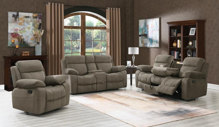 MYLEENE MOTION COLLECTION - Myleene Brown Three-Piece Living Room Set