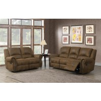 SIR RAWLINSON MOTION COLLECTION - Sir Rawlinson Brown Two-Piece Living Room Set