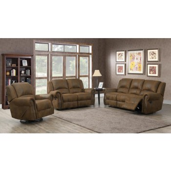 SIR RAWLINSON MOTION COLLECTION - Sir Rawlinson Brown Three-Piece Living Room Set