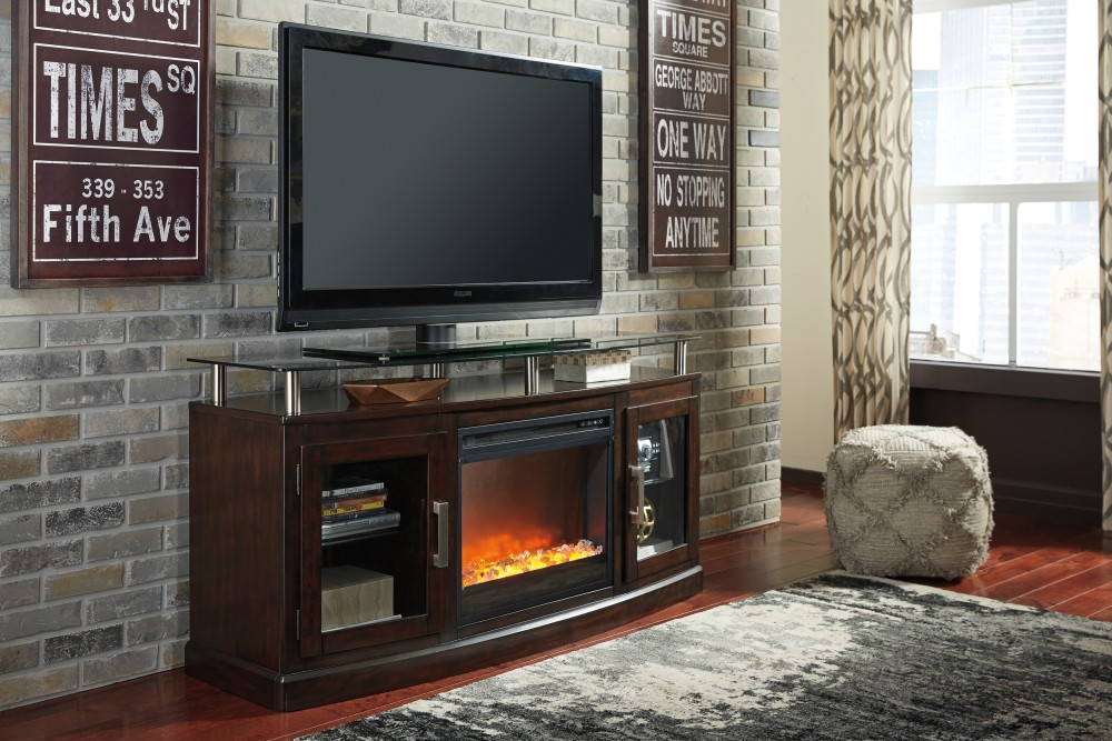 Entertainment Accessories Electric Fireplace Insert W100