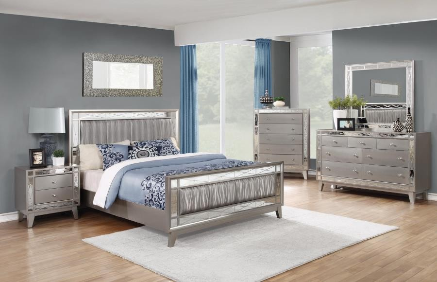 FULL 4PC SET (F.BED,NS,DR,MR)