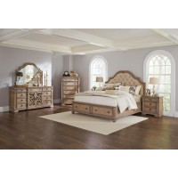 CA 5PC SET W/205077 (KW.BED+NS+DR+MR+CH)