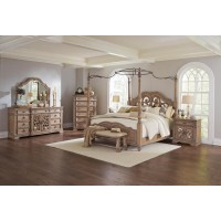 KE 4PC SET W/205077 (KE.BED+NS+DR+MR)