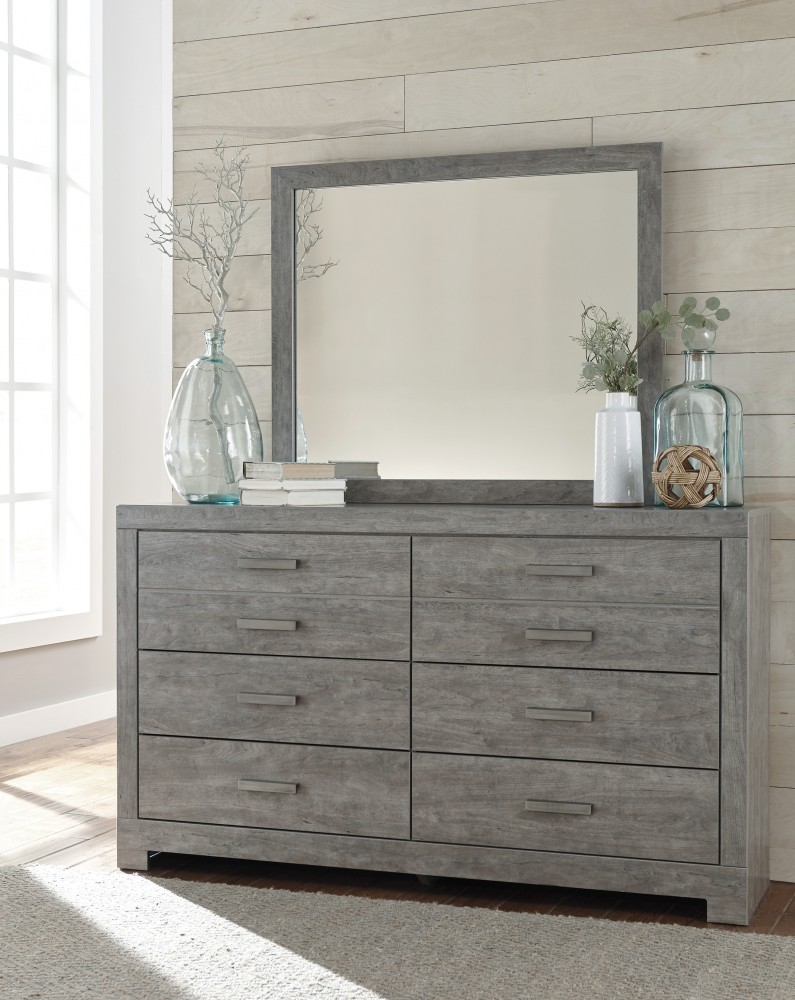 Culverbach - Gray - Bedroom Mirror