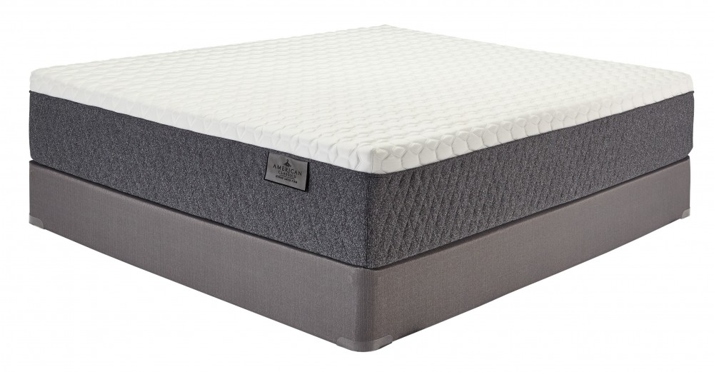 American Classic Firm Latex Hybrid - White - Queen Mattress